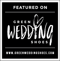 Proudly Featured on Green Wedding Shoes